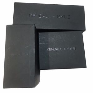 Bundle 3 Kendall & Kylie Black Boxes Only